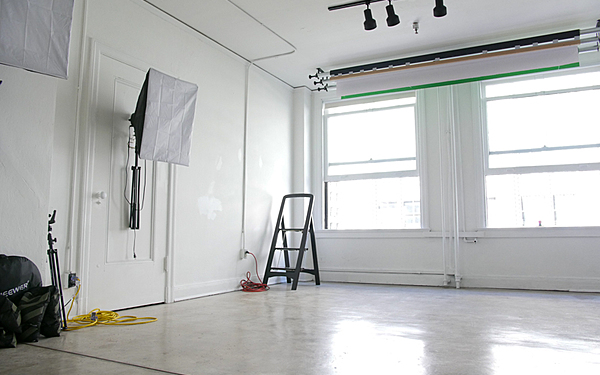 Downtown LA Fully Equipped Studio