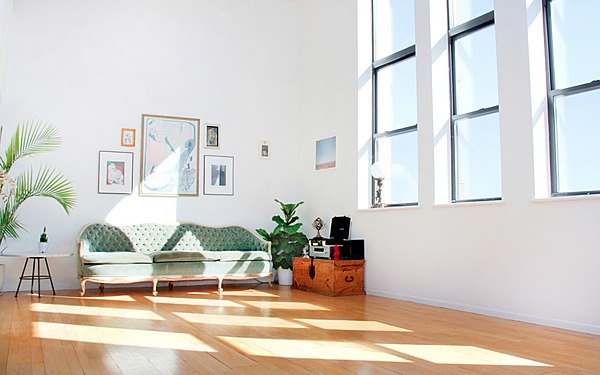 Sunny Downtown Manhattan Loft with View