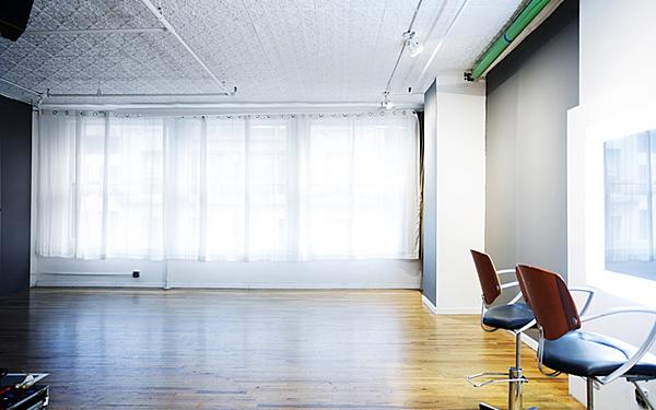 Flatiron Nomad loft space