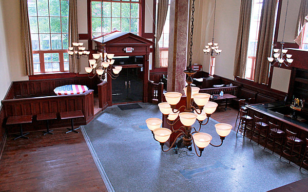 1920's Bank Turned Event Space  in Hudson/Delaw Valley area