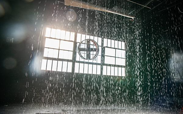 Hill 7 - Rain Room