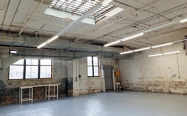 Raw Industrial Space in East Williamsburg/Bushwick