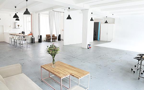 Studio 1 Natural Light w/Cyc - Neuköllen