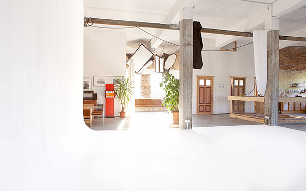 LUX&ASA daylight creative space