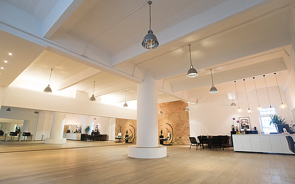 Stylish rental location for workshops, events and shootings