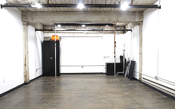Photography Studio in Greenpoint Brooklyn