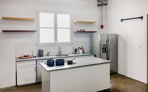 Culinary Photo Studio with Full Kitchen