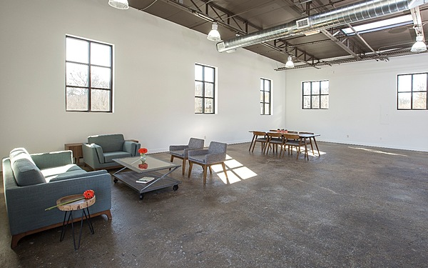 Modern & Industrial Photography & Event Studio Downtown Atlanta