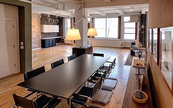 Manhattan Midtown, NoMad, Exposed Brick, North Light Studio
