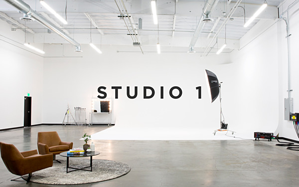 CreativeDrive LA - Cyclorama Studio 1