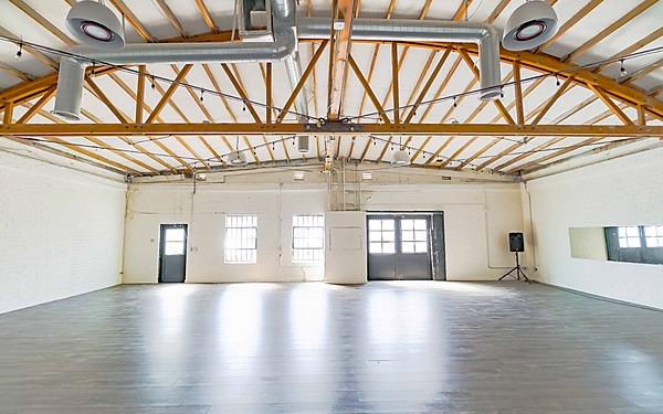 Industrial Multi-Purpose Hollywood Studio