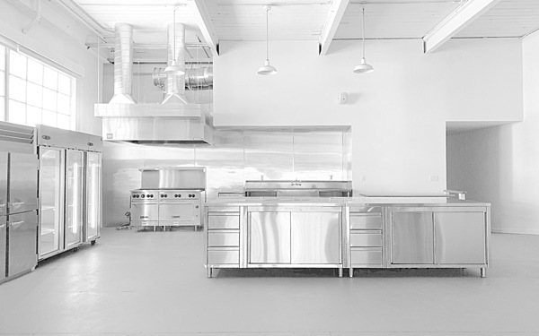 645 Mariposa Industrial Kitchen