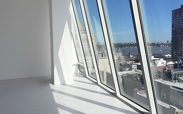 Penthouse Studio in West Chelsea