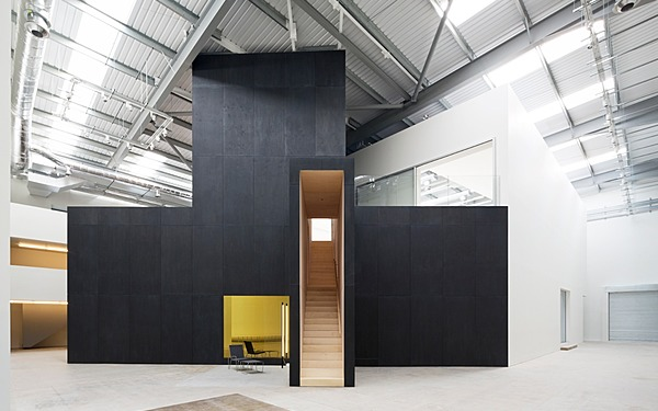 Modern East London Gallery Space
