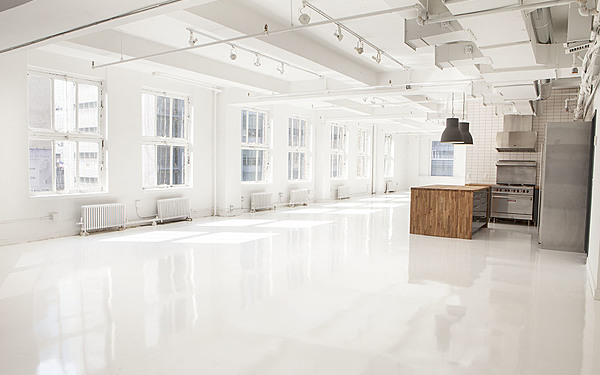 Midtown White Loft