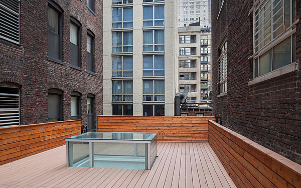 Midtown Manhattan Rooftop