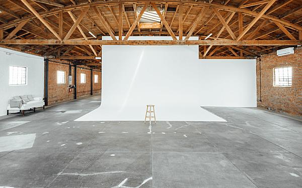 Spacious, Golden Light Filled, Exposed Brick Studio