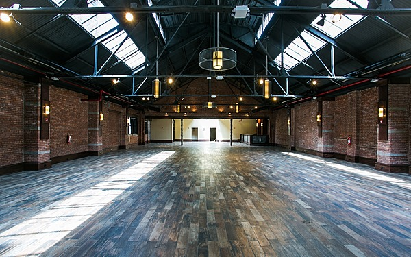 Huge DUMBO Renovated Factory Location