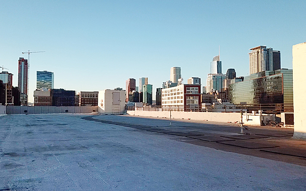 Rooftop in DLA