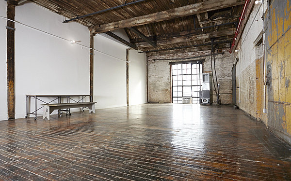 Industrial Loft Photo Studio Greenpoint