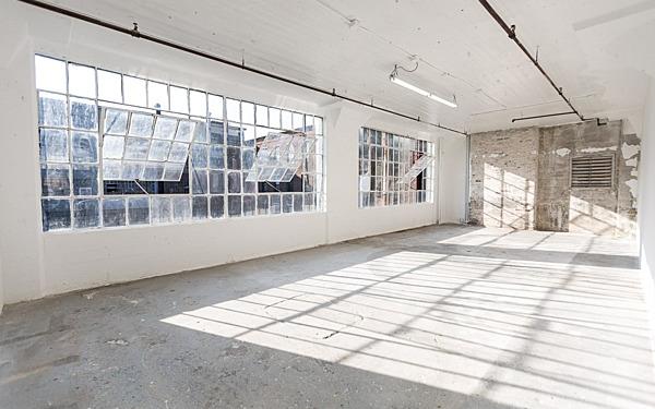 NY Studio 3 - Exposed Brick